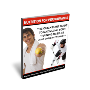 nutrition for hockey players